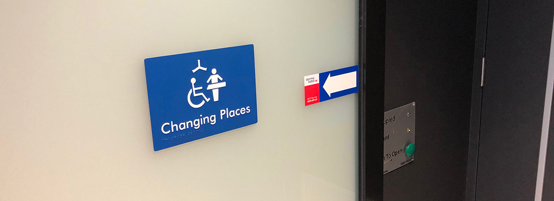 Changing Places - Accessible Toilets image